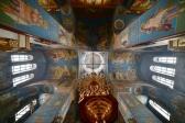 Преосвященнейший епископ Николай совершил Литургию Преждеосвященных Даров в Свято-Троицком храме г.Ишимбай