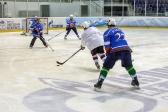 Сборная Салаватской епархии по хоккею закрыла сезон 2017-2018гг.
