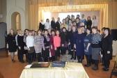 Семинар в 9-ой гимназии города Мелеуза