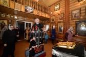 Преосвященнейший епископ Николай совершил пассию в Богородичном храме в Мусино