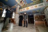 Состоялась встреча епископа Николая с Главой Администрации ГО г. Салават Мироновым И.Г.