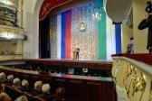 Преосвященнейший епископ Николай посетил торжественное собрание, посвящённое Дню Республики, которое прошло в Уфе