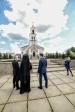 Первый заместитель премьер-министра республики Башкортостан посетил Успенский собор г.Салават
