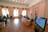 Преосвященнейший епископ Николай посетил 53-е заседание Совета ГО город Салават Республики Башкортостан