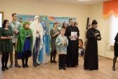 В дни Святок епископ Николай с активистами молодежного движения посетил Детский дом г.Салавата
