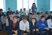 Встреча с учениками коррекционной школы