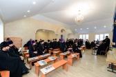 В Салавате прошло внеочередное епархиальное собрание духовенства