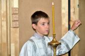 Преосвященнейший епископ Николай совершил Литургию в Марфо-Мариинском женском монастыре с.Ира и освятил новый иконостас
