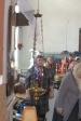Архипастырское служение на Радоницу в с. Верхотор