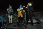 Великое освящение воды в реке Белой, близ городской станции МЧС
