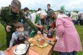 Продолжается XXV ежегодный Табынский крестный ход Башкортостанской митрополии