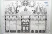 Обьявлен сбор средств на изготовление нового иконостаса Марфо-Мариинского монастыря в Ире