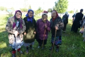 Четвертый день Табынского крестного хода Башкортостанской митрополии