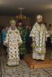 Божественная литургия в нижнем приделе Успенского кафедрального собора в день памяти благоверного великого князя Димитрия Донского