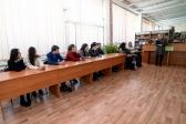 Мероприятие в Юношеской библиотеке г.Салавата