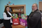 Приход Свято-Тихоновского храма присоединился к акции «Помоги собраться в школу»