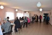 Подопечных дома престарелых поздравили с Днем пожилого человека