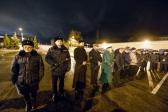 Клирик Успенского кафедрального собора принял участие траурном митинге, посвященном памяти сотрудников, погибших при исполнении служебных обязанностей МВД РФ по г. Салавату