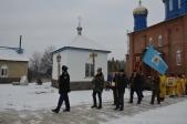 Епископ Николай совершил Божественную литургию в Свято-Тихоновском храме с. Ермолаево