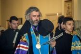 Епископ Николай совершил в Успенском кафедральном соборе г. Салавата молебное пение на новолетие