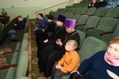 Преосвященнейший епископ Николай принял участие в памятном мероприятии, посвященном 40-му дню трагедии в г.Керчи