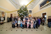 Епархиальная Рождественская елка - 2020 прошла в Ишимбае
