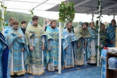 Преосвященнейший епископ Николай принял молитвенное участие в Литургии, которую возглавил Глава Башкортостанской митрополии