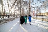 Преосвященнейший Епископ Николай в Рождественский сочельник посетил медицинские учреждения города Салавата