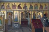 Владыка Николай совершил вечерню и чин 3-й Пассии с акафистом Божественным Страстям Христовым в с. Петровское и г. Ишимбае