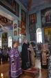 Преосвященнейший епископ Николай совершил пассию в Свято-Тихоновском храме с.Ермолаево
