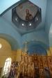 Архипастырское богослужение в Михаило-Архангельском храме п. Зирган