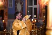 В канун недели 27-й по Пятидесятнице Преосвященнейший епископ Николай совершил всенощное бдение в Успенском соборе в Салавате