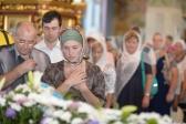 Канун престольного праздника в Успенском кафедральном соборе г. Салавата