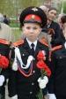 """Преосвященнейший епископ Николай возложил цветы к мемориальному комплексу """"Вечный огонь"""""""