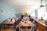 Пасхальный классный час в школе N21