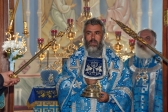 Епископ Салаватский и Кумертауский Николай в сослужении епископа Сарапульского и Можгинского Антония совершил Божественную Литургию в Успенском кафедральном соборе г. Салавата