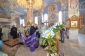 """В Салаватскую епархию прибыл чудотворный образ Богородицы """"Неупиваемая Чаша"""""""