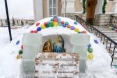 Завершается подготовка к празднику Рождества Христова