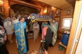 Архипастырское служение в Мусино