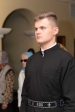 Преосвященнейший епископ Николай совершил утреню с акафистом вмч.Пантелеимону в Успенском кафедральном соборе