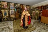Утреня с акафистом Пророку, Предтечи и Крестителю Господню Иоанну в Успенском кафедральном соборе города Салавата