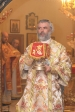 Преосвященнейший епископ Николай возглавил Божественную литургию в честь престольного праздника