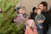 Архипастырское богослужение в преддверие праздника Рождества Христова