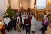 Праздник Рождества Христова в Успенском  кафедральном соборе г. Салавата
