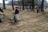 Состоялся IV-й епархиальный ежегодный экологический десант