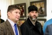 Епископ Николай и глава Администрации посетили выставку «Патриарх. Служение Богу, церкви, людям»