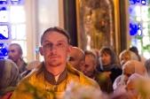 В Петропавловском соборе Казани прошли престольные торжества