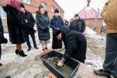 Супруга Радия Хабирова посетила Салаватскую епархию (Фото Скворчиха)