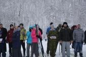 Казаки приняли участие в епархиальной лыжной гонке «Лыжня Салаватской епархии — 2017»