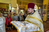 Божественная литургия в Михаило-Архангельском храме села Зирган Мелеузовского района